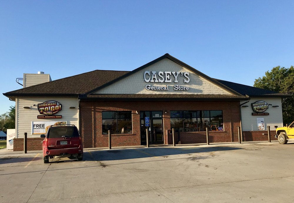 Casey's General Store: 102 W Graham Rd, Urich, MO