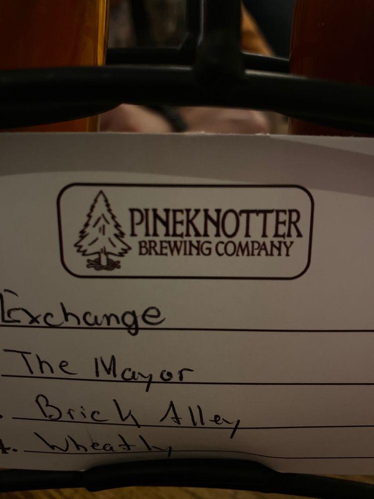 Pineknotter Brewery: 254 Front St, Northumberland, PA