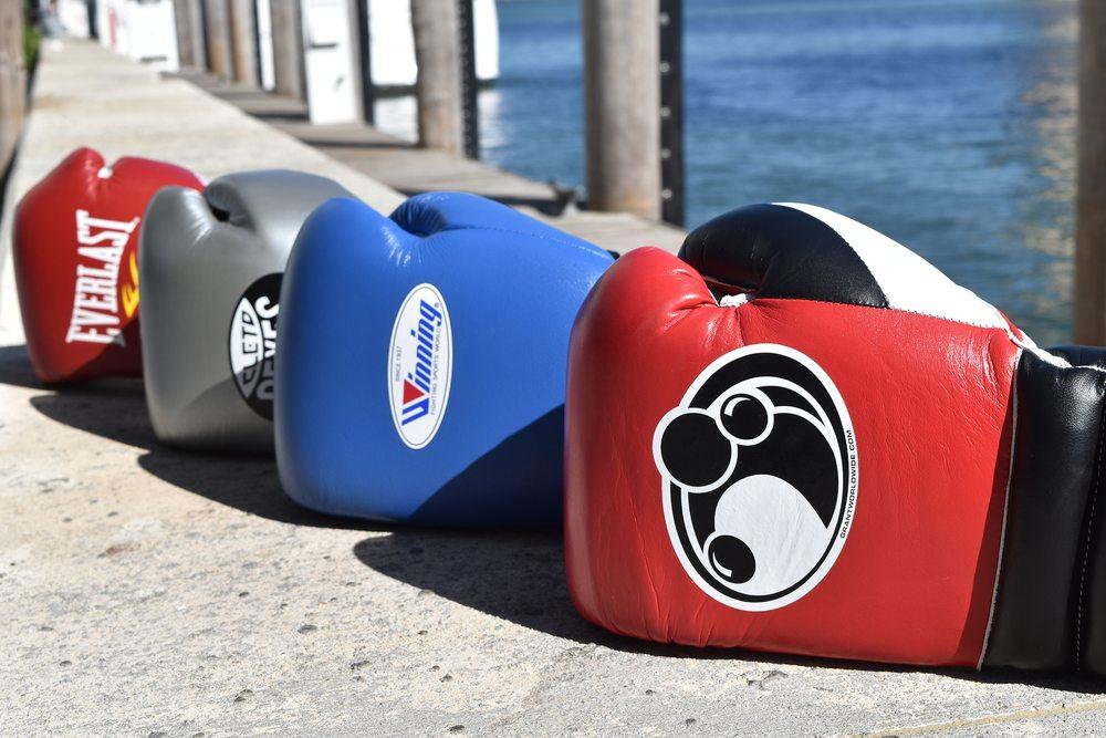 MSM Fight Shop - Miami: 115 SE 1st Ave, Miami, FL