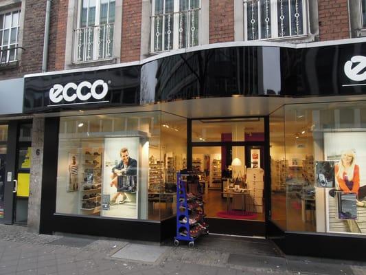 new concept 2cd02 88408 Ecco - Schuhe - Peterstr. 2-4, Aachen, Nordrhein-Westfalen ...