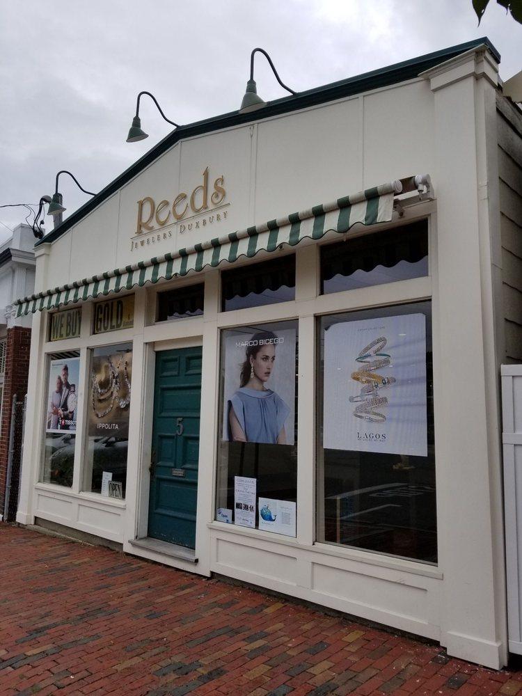 Reeds Jewelers: 5 Standish St, Duxbury, MA