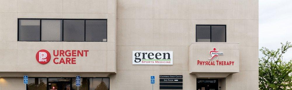 Green Sports Medicine: 2021 Herndon Ave, Clovis, CA