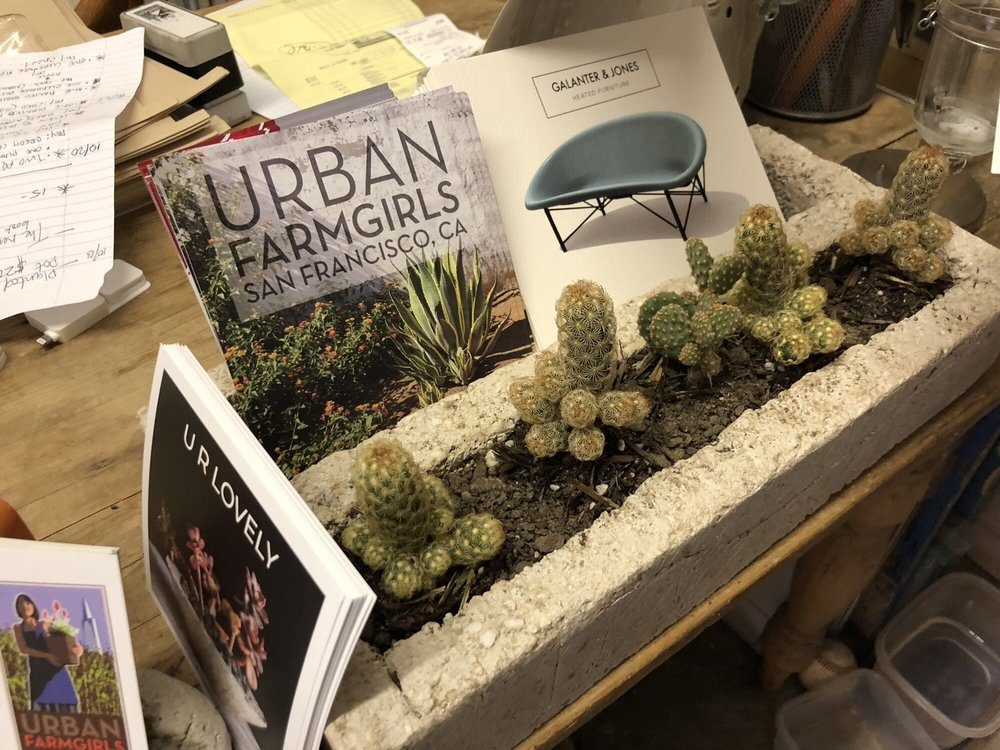 Urban Farmgirls