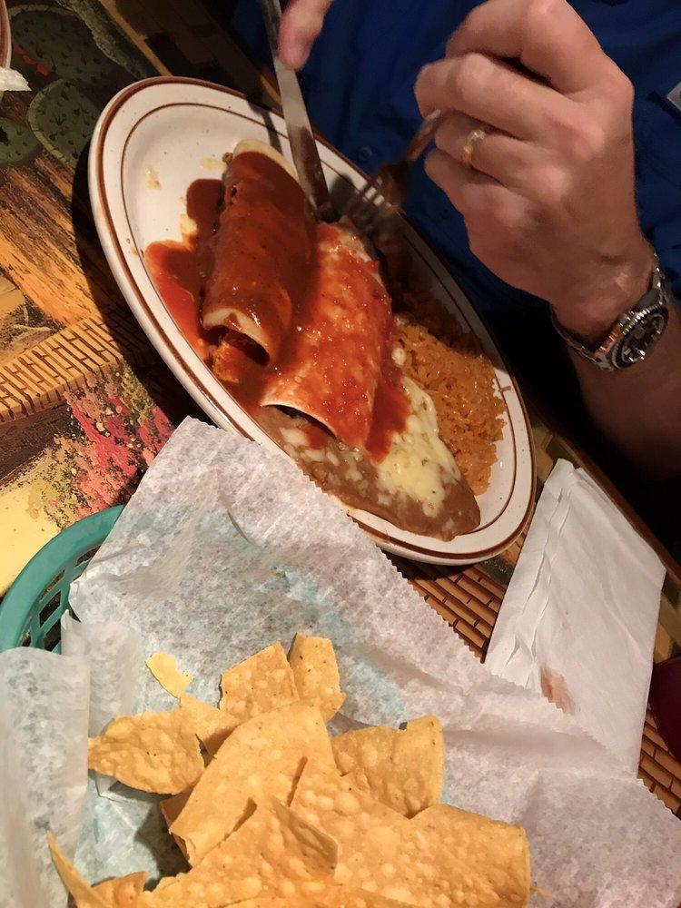 Food from Mi Degollado Mexican Restaurant