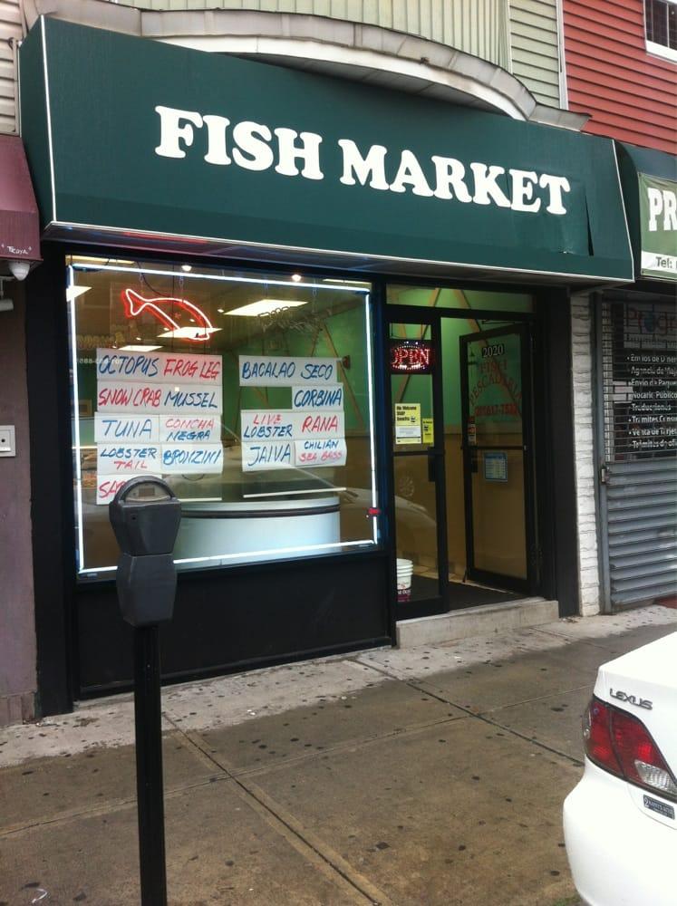 Fish market chiuso mercati ittici 2020 bergenline for Fish market jersey city