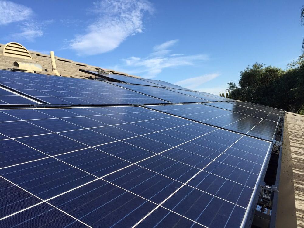Our Vivint Solar Panels Yelp