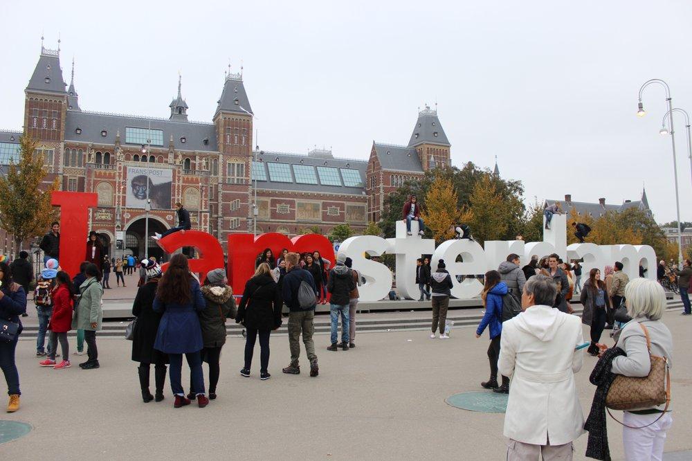 Museumplein: Museumpromenade, Amsterdam, NH