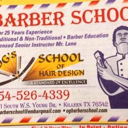 Og S School Of Hair Design Killeen Tx