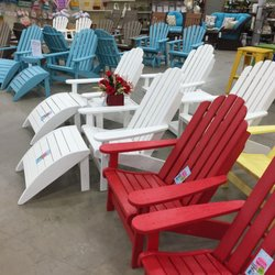 Photo Of Carolina Pottery   West Columbia, SC, United States. Outdoor  Adirondack Furniture