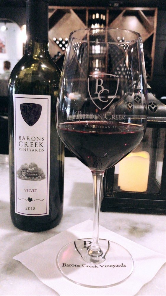 Social Spots from Barons Creek Wine Room