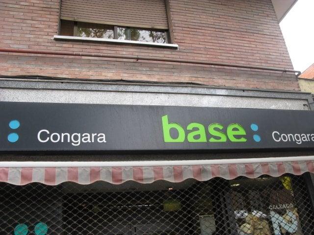Base - Congara Deportes