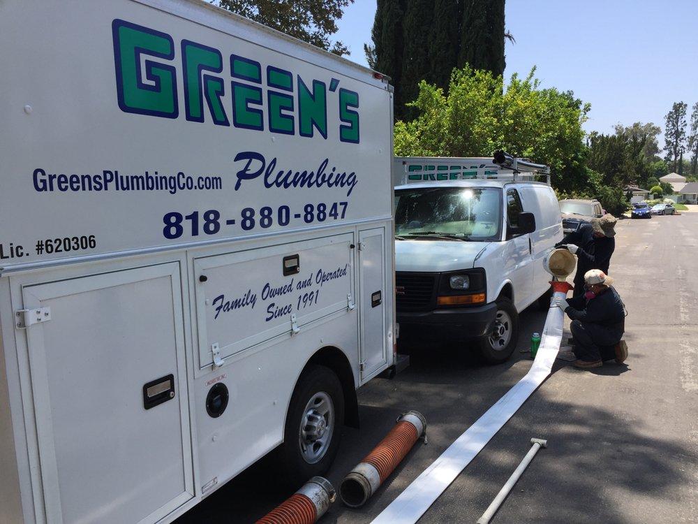 Green's Plumbing: 6520 Platt Ave, West Hills, CA