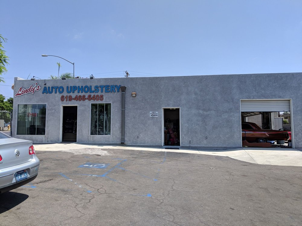 Lindy's Auto Upholstery