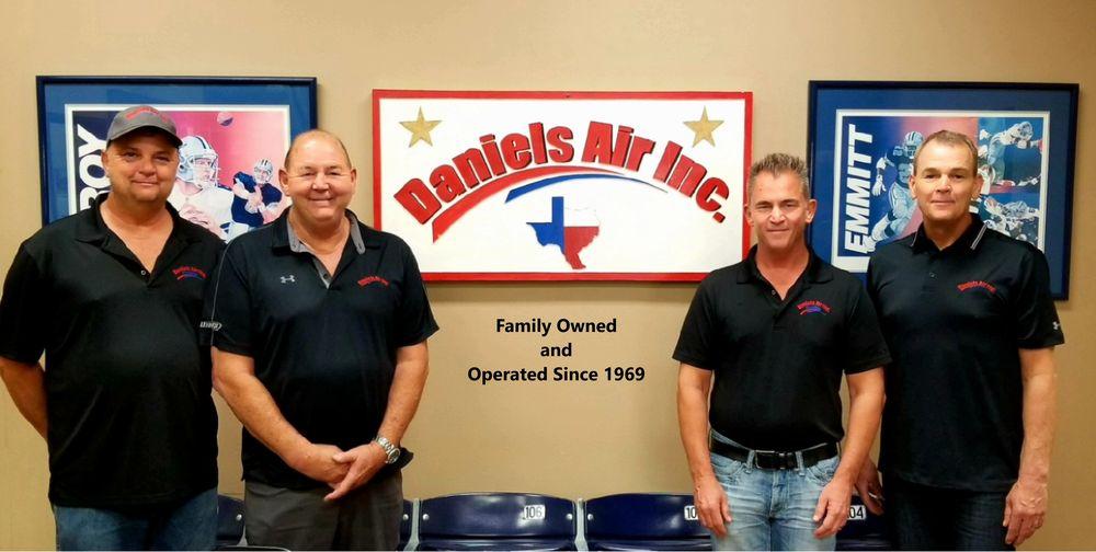 Daniels Air: 209 S Shady Shores Rd, Lake Dallas, TX