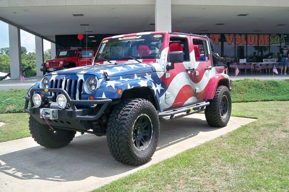 Crossing of America Jeep Wrangler - Yelp
