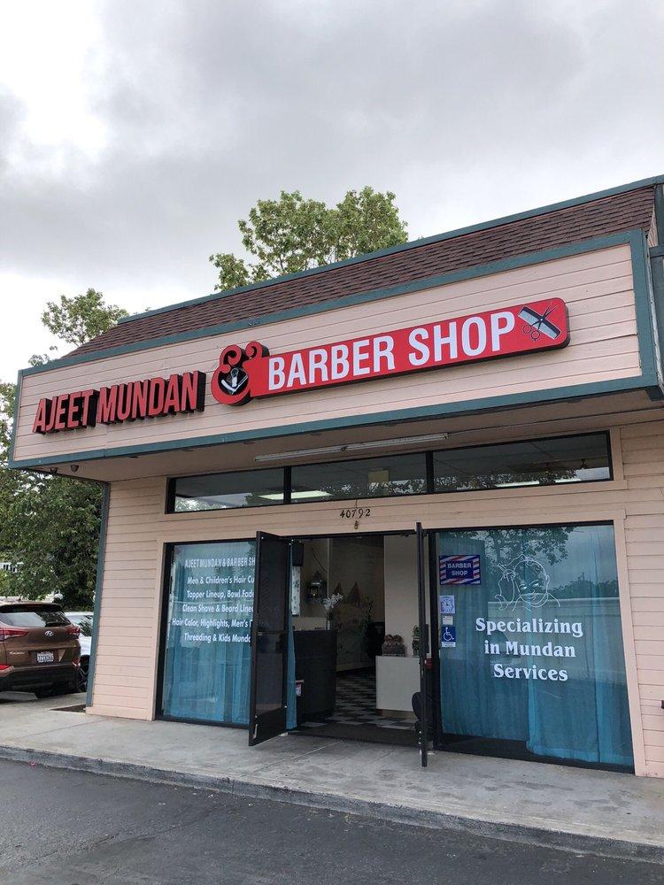 Ajeet Mundan & Barber Shop - (New) 105 Photos & 31 Reviews