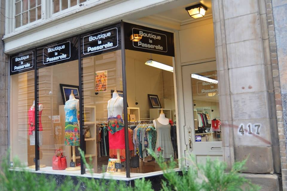 Clothing stores pittsburgh pa