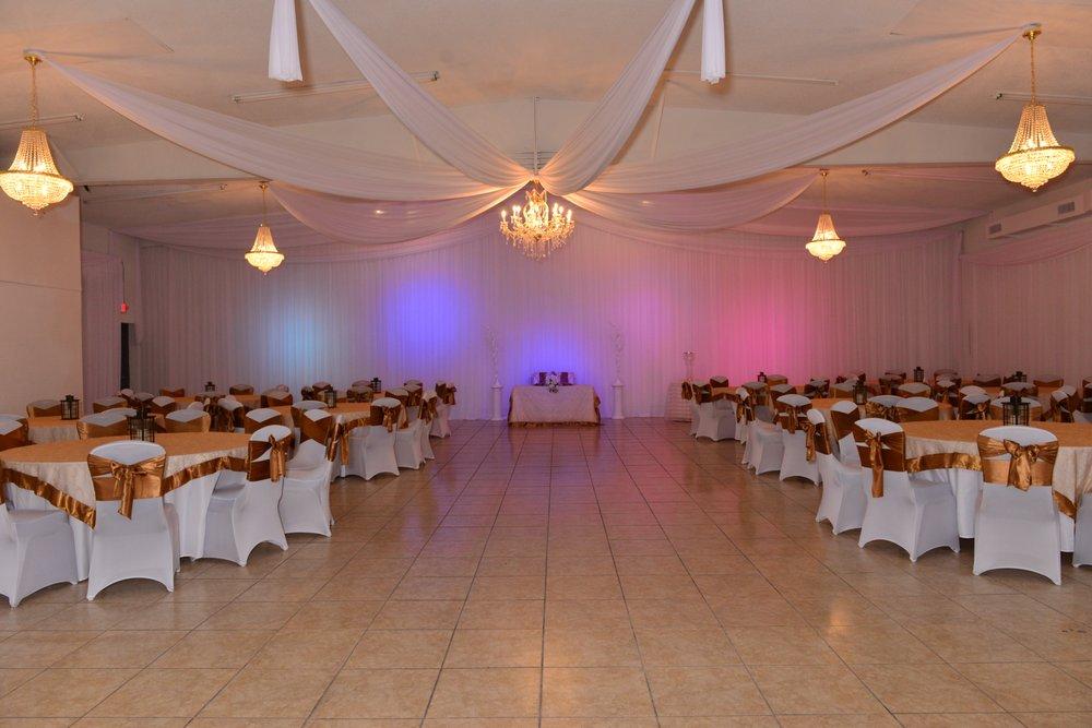 The Celebration Banquet Hall: 5321 A E Colonial Dr, Azalea Park, FL