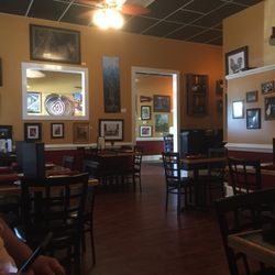 Photo Of Delucca S Italian Grill West Columbia Sc United States Dining Room