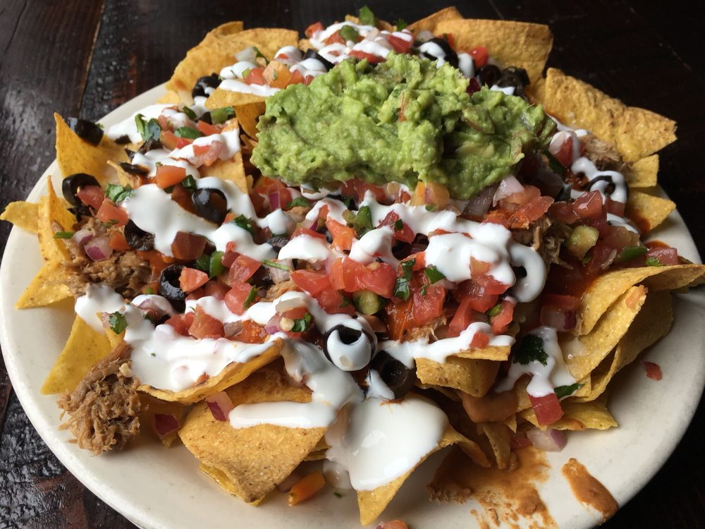 Red Star Taco Bar: 513 N 36th St, Seattle, WA