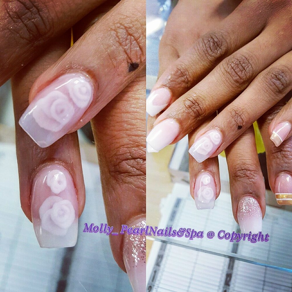 Pearl Nails & Spa: 6997 E Main St, Reynoldsburg, OH