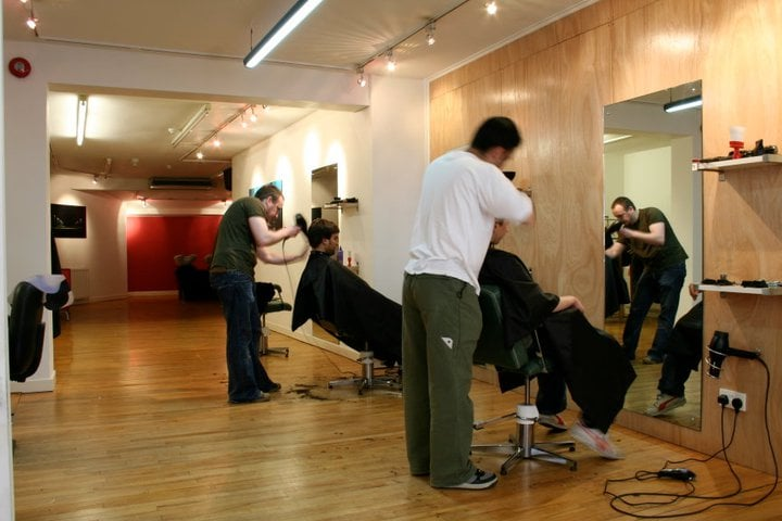Mufti Hairdressing: The Northern Quarter, Manchester, XGM