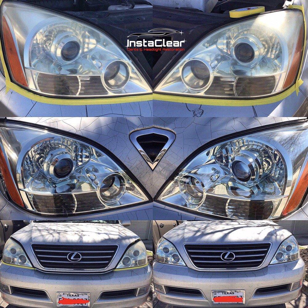 Headlight Restoration Near Me >> Photos for InstaClear Dents & Headlight Restoration - Yelp