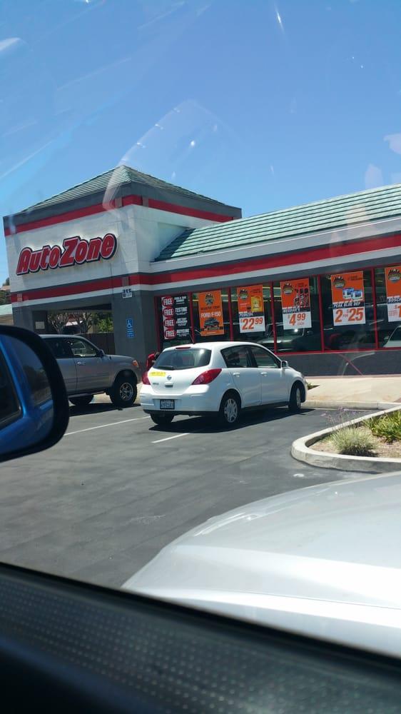 AutoZone Auto Parts: 6905 Paradise Valley Rd, San Diego, CA