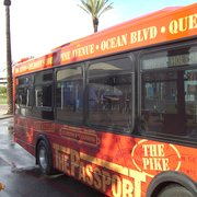 Photo Of The Pport Free Bus Shuttle Long Beach Ca United States