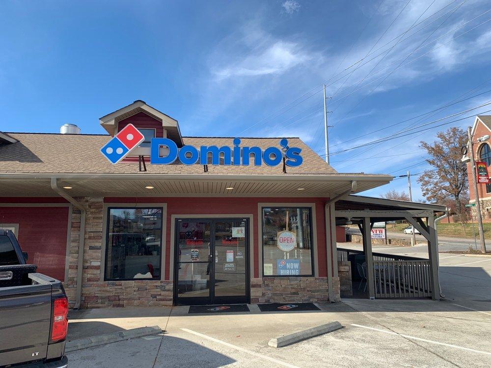 Domino's Pizza: 101 S Main St, Hiawassee, GA