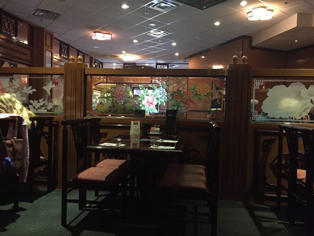 Szechuan Restaurant City View