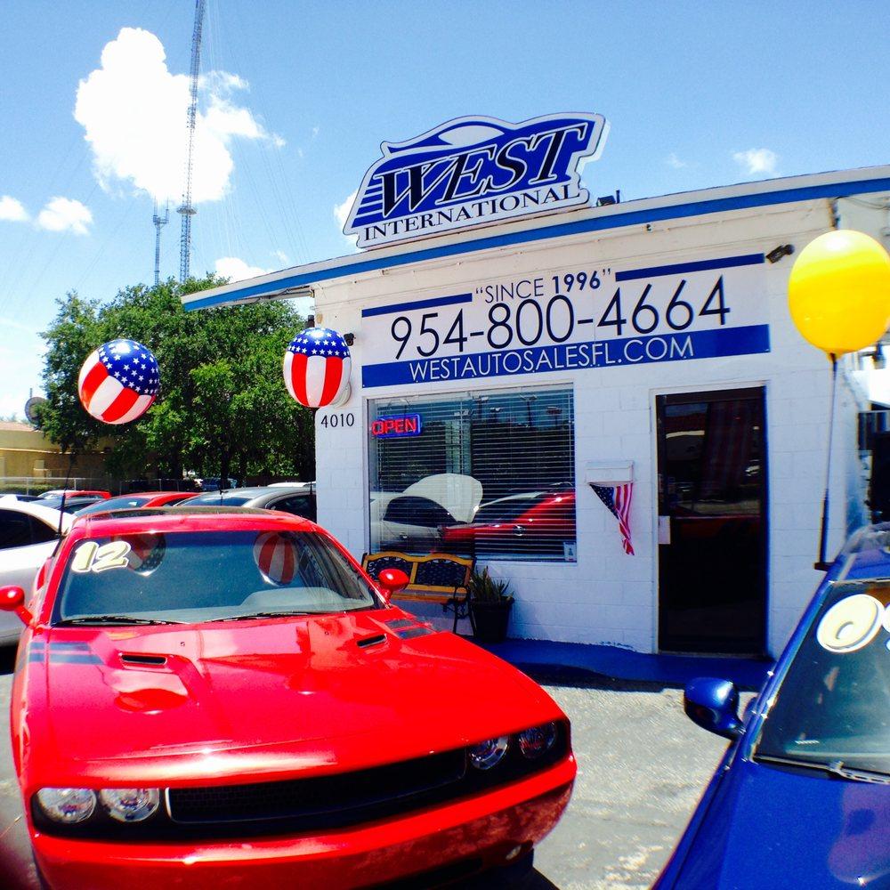 International Auto Sales >> West International Auto Sales Car Dealers 4010 S State Road 7