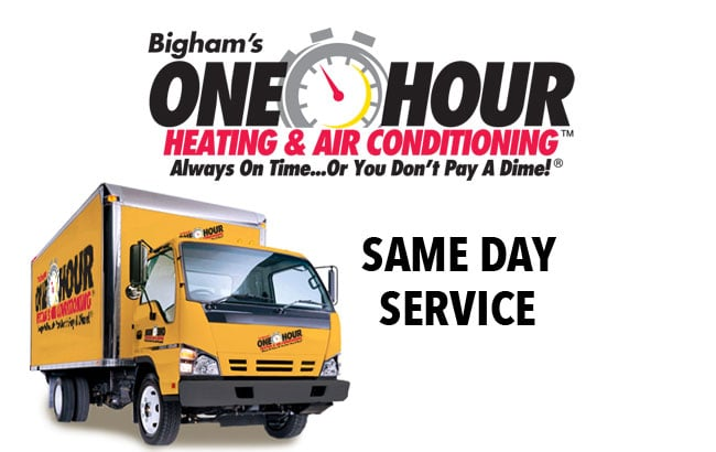 One Hour Heating & Air Conditioning: 5121 Port Chicago Hwy, Concord, CA