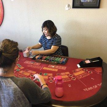 Casino dealing school las vegas nv shreveport la gambling