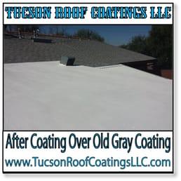 Photo Of Tucson Roof Coatings   Tucson, AZ, United States. Roof Coating  Tucson