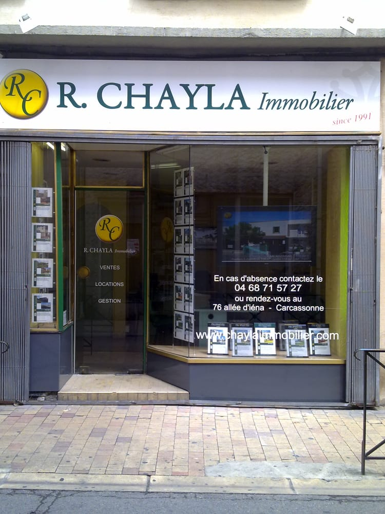 chayla immobilier estate agents 40 rue barb s carcassonne aude france phone number yelp. Black Bedroom Furniture Sets. Home Design Ideas
