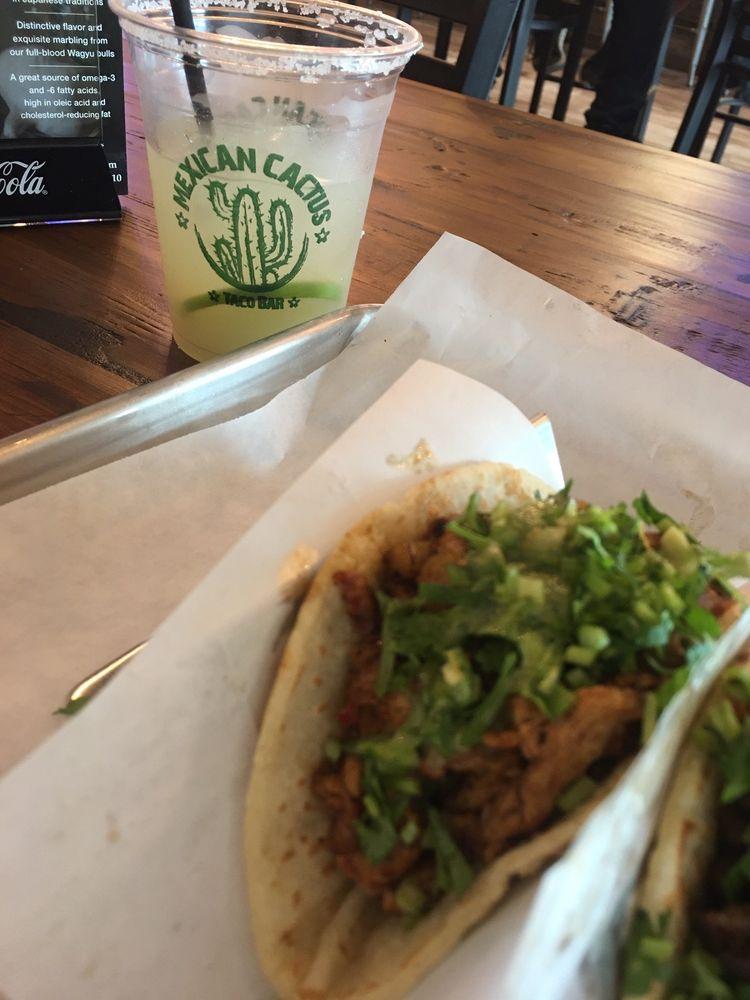 Mexican Cactus Taco Bar: 975 State Hwy 121, Allen, TX