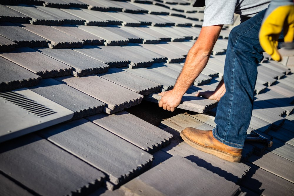 Above Quality Roofing: San Juan, TX