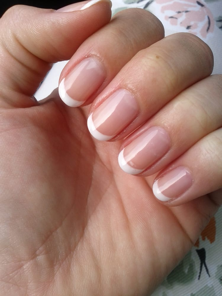 Natural Nail Gel Manicure- HireAbility