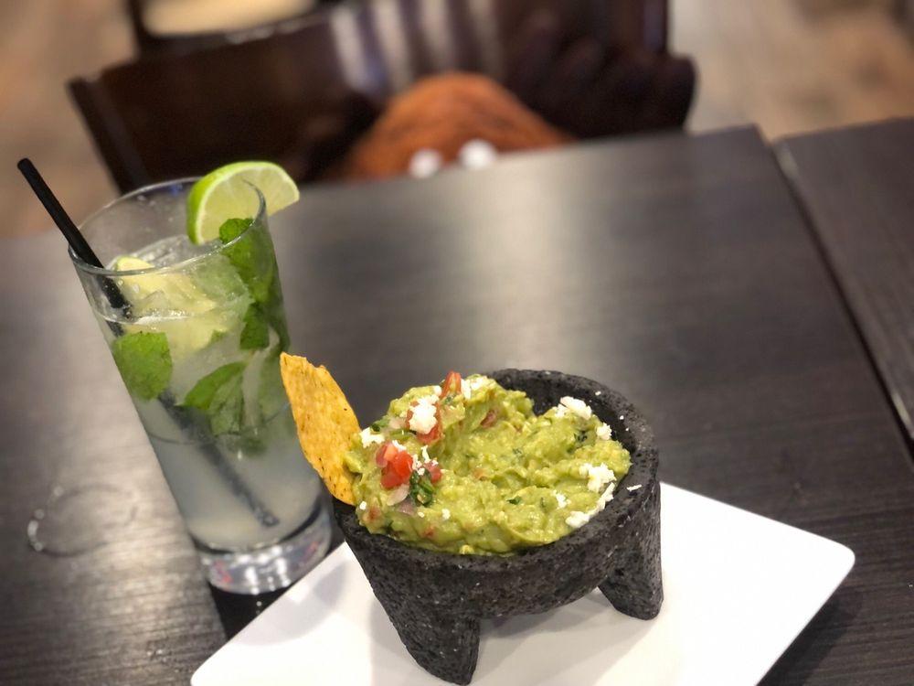 El Alegre Mexican Restaurant: 314 N Main St, DeForest, WI