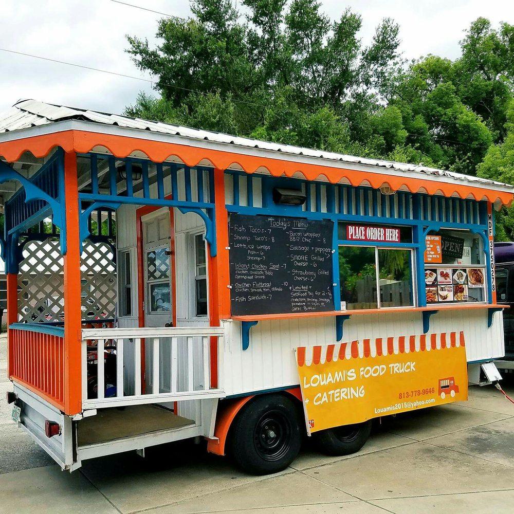 Louami's Food Truck: Spring Hill, FL