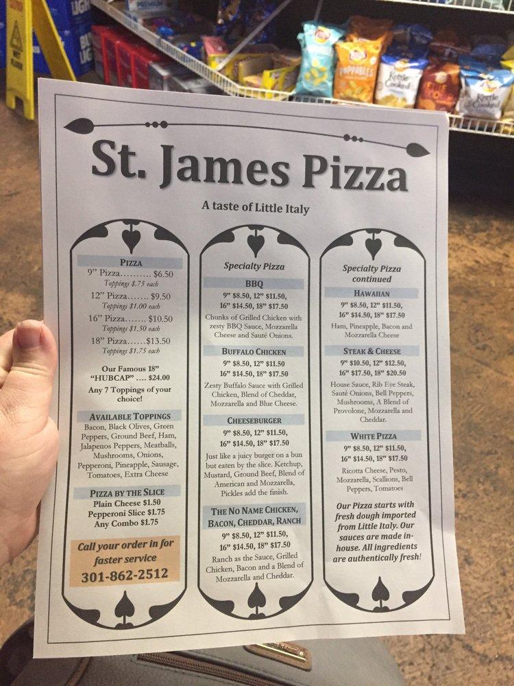 St James Deli & Spirits: 19343 Three Notch Rd, Lexington Park, MD
