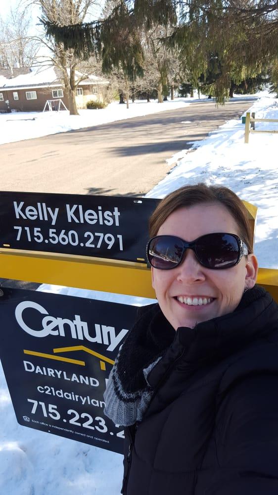 Kelly Kleist - Century 21 Dairyland Realty: 575 W Broadway Ave, Medford, WI
