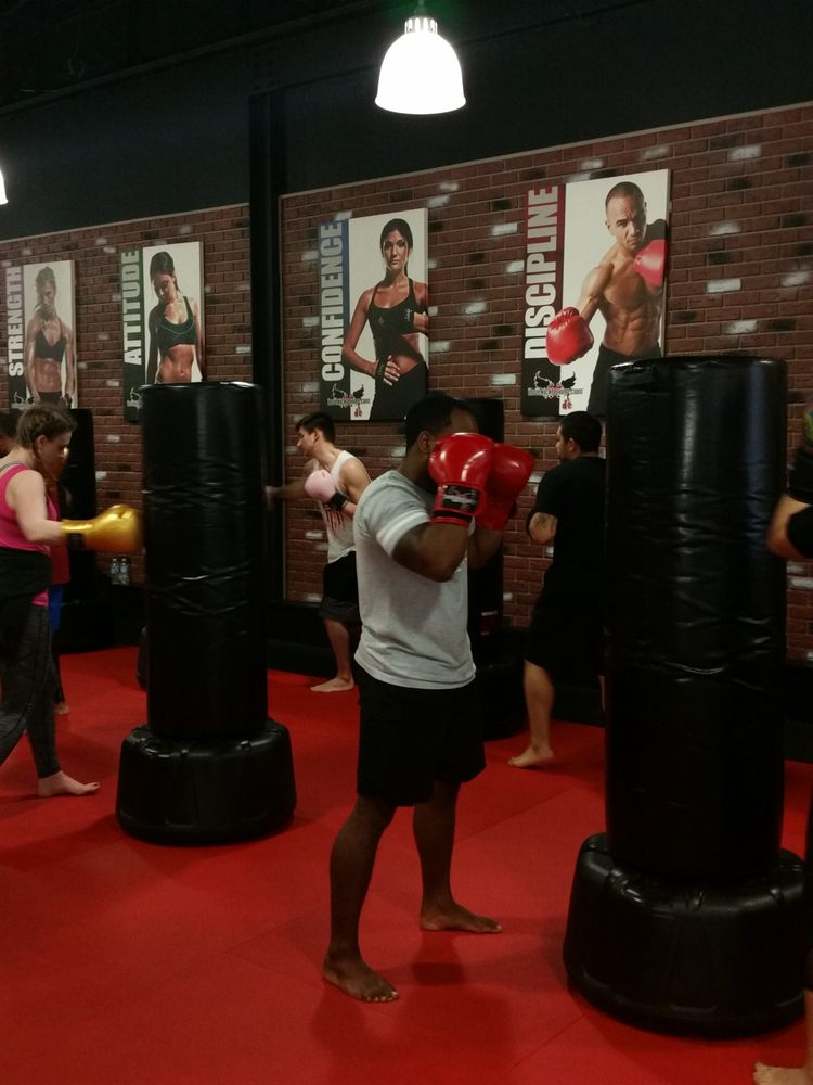 iLoveKickboxing - Kennedy Township: 500 Pine Hollow Rd, Kennedy Township, PA