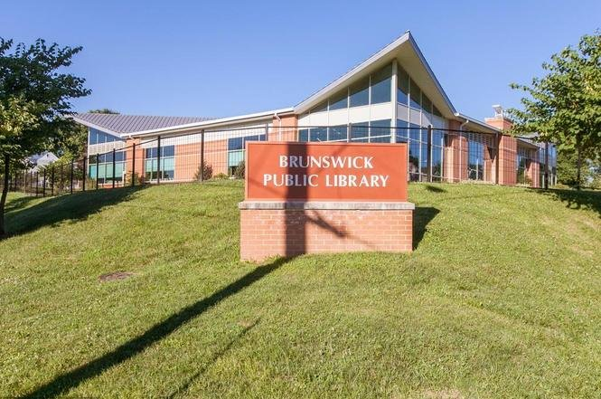 Frederick County Public Libraries - Brunswick Branch Library: 915 North Maple Ave, Brunswick, MD