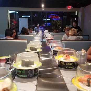 Photo Of Sushi Train Minneapolis Mn United States