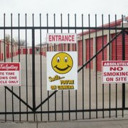 24 Hour Digital Photo Of Affordable Self Storage   Lubbock, TX, United  States. Gated Entry And