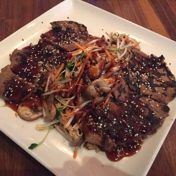Photo Of P F Chang S Long Beach Ca United States Korean Steak Bulgogi