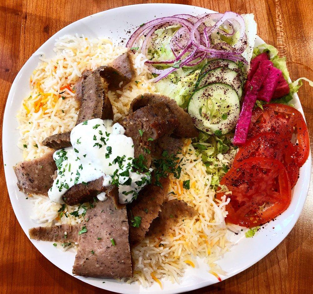 Food from Salt City Market