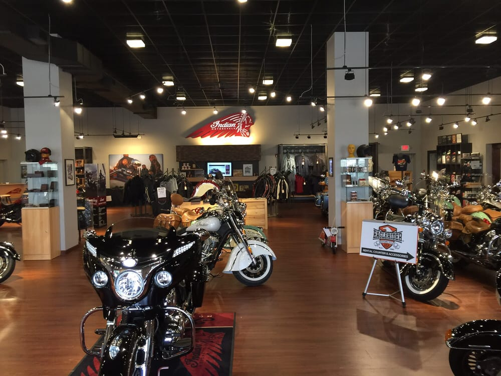 EagleRider Motorcycle Rentals and Tours - Orlando